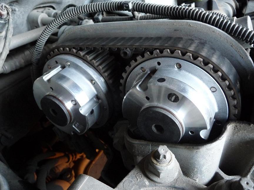 Замена ремня грм форд фокус 3 16 своими руками 36