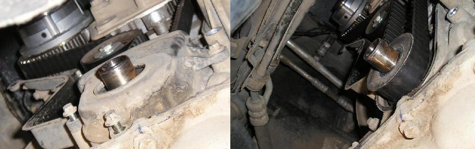 зубчатый шкив ремня ГРМ форд фокус 2