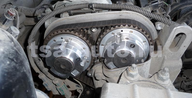 муфты механизма VCT форд фокус 2