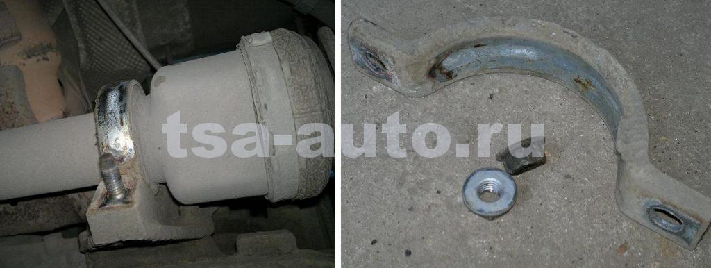 подвесной подшипник привода форд фокус 2