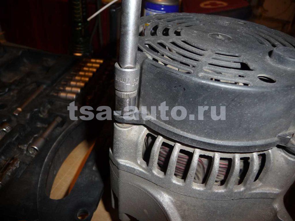 генератор форд фокус 2 крышка