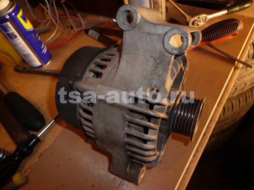 генератор форд фокус 2 общий вид