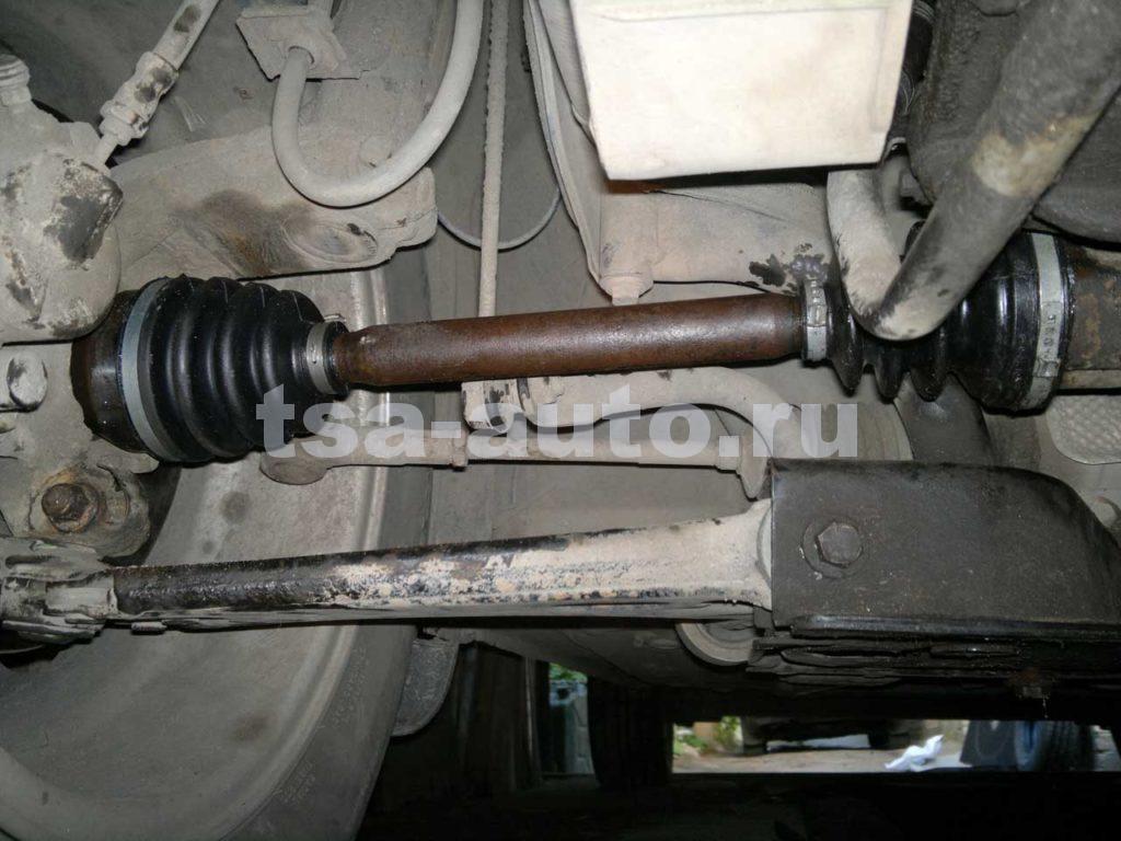 правый привод ford fusion