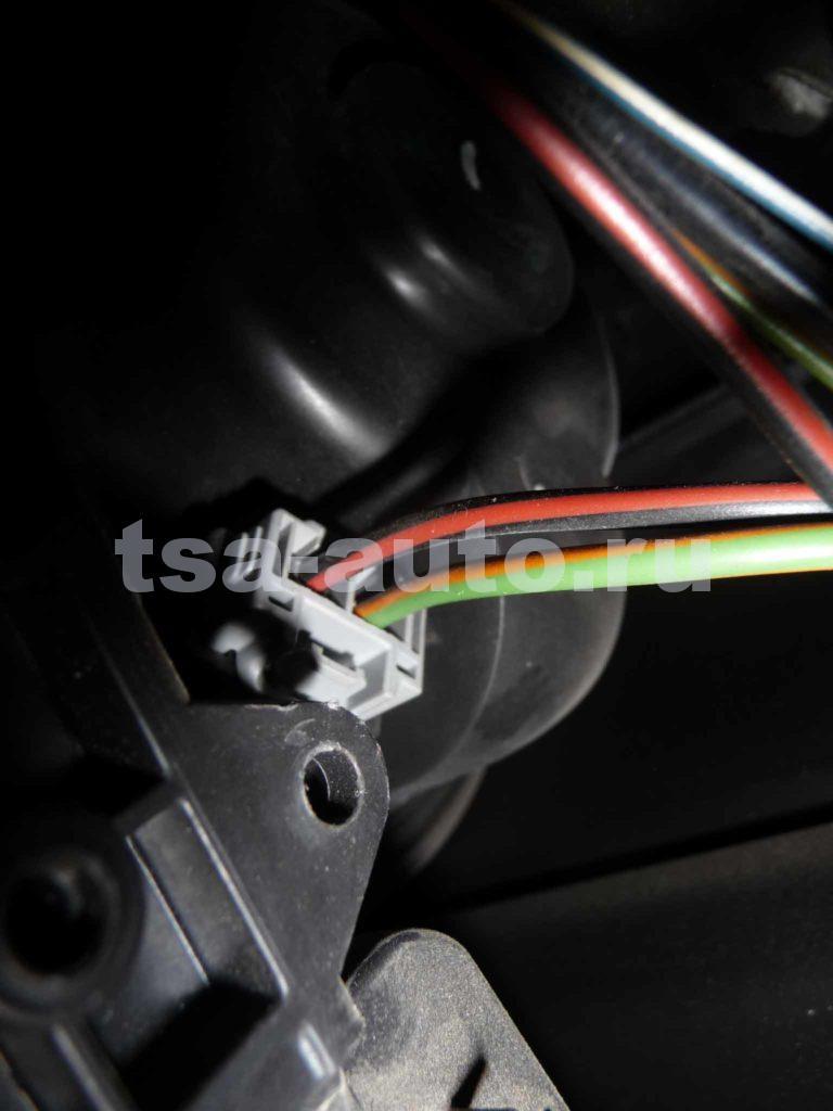 моторчик печки форд фокус 2