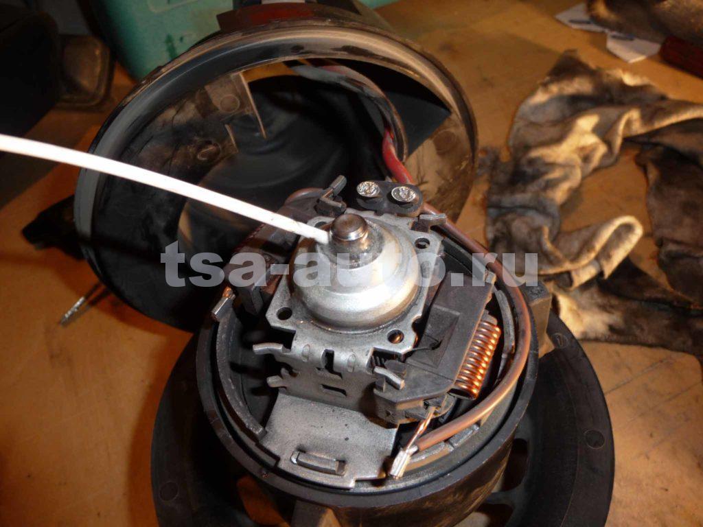 мотор печки фокус 2