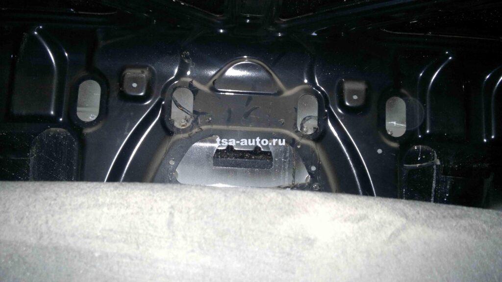 крышка багажника форд фокус 2