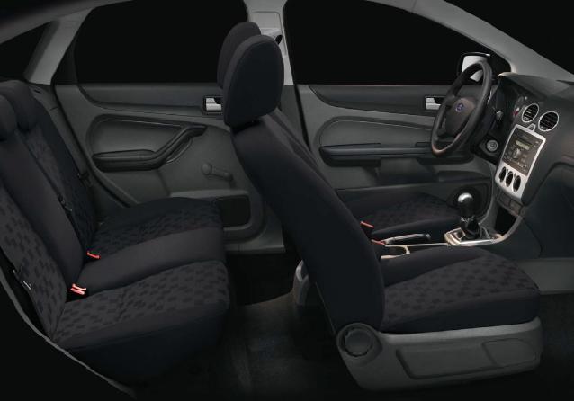 Comfort Форд Фокус 2