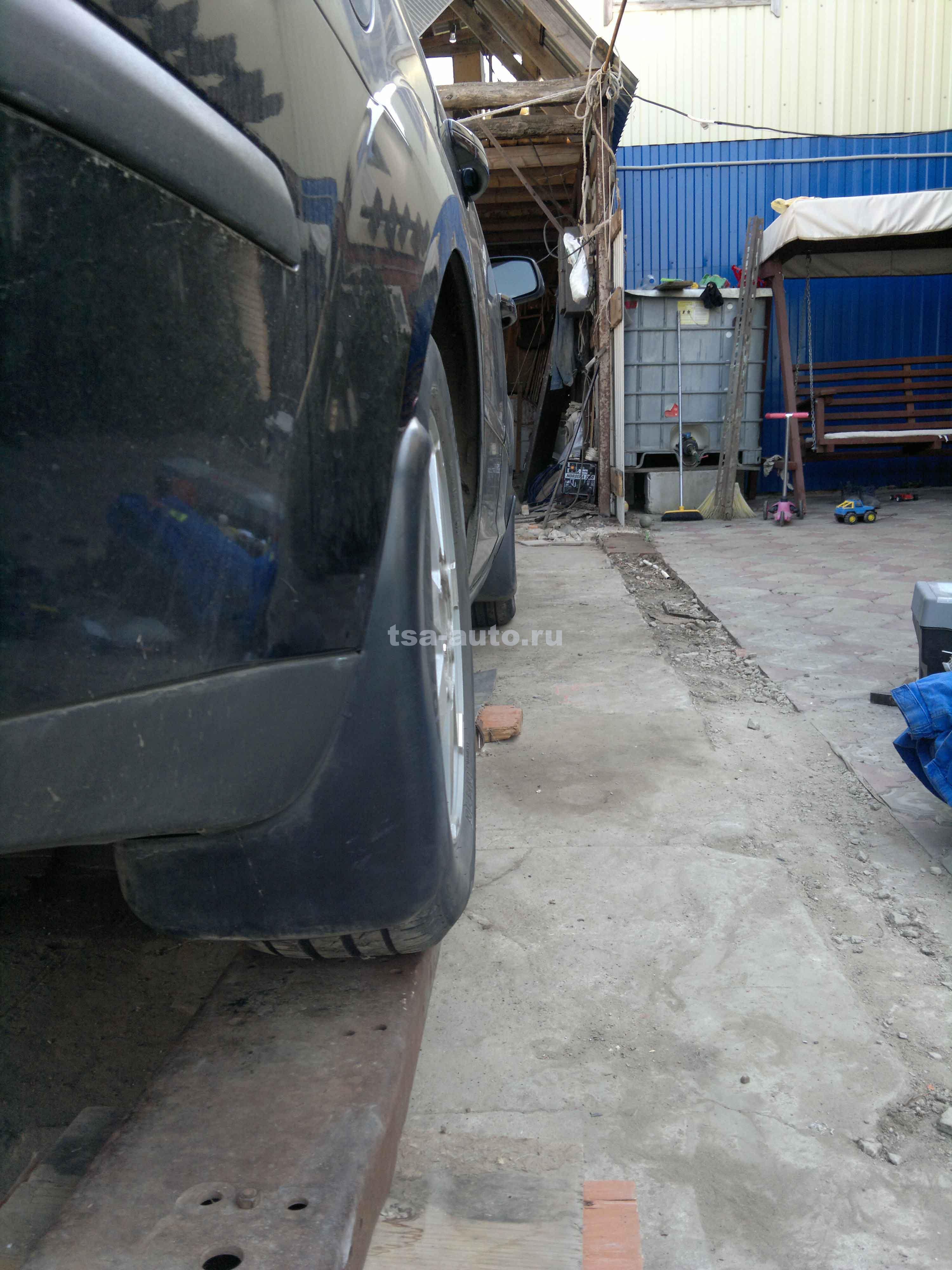угол колеса Форд Фокус 2