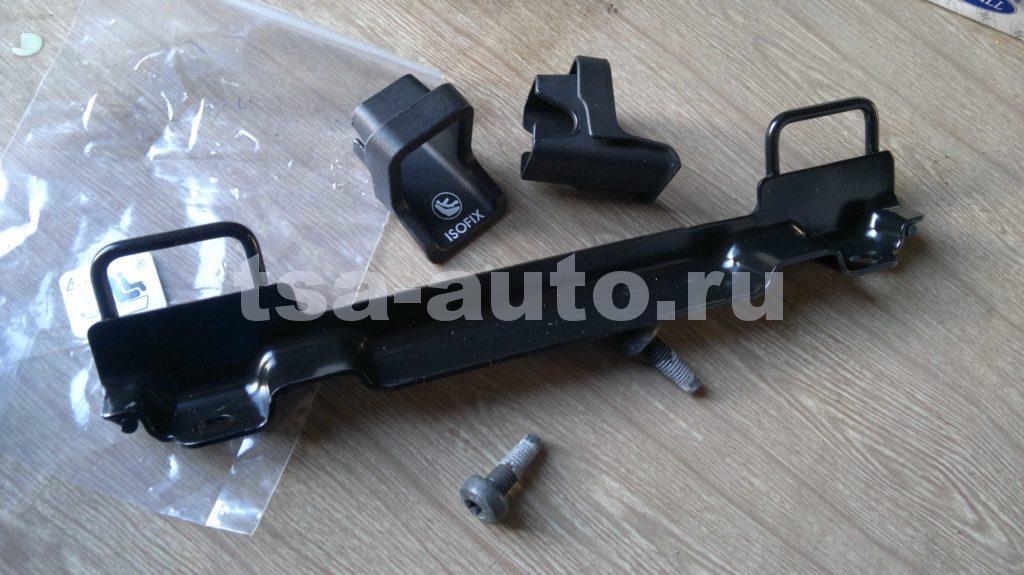 комплект isofix форд фокус 2